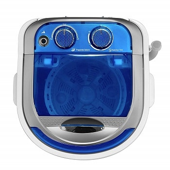 KUPPET Mini portable washing machine and dryer specs
