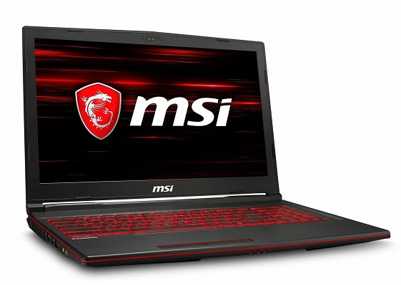 MSI GV63 8SE-014 gaming laptop