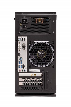Skytech Legacy Mini back panel