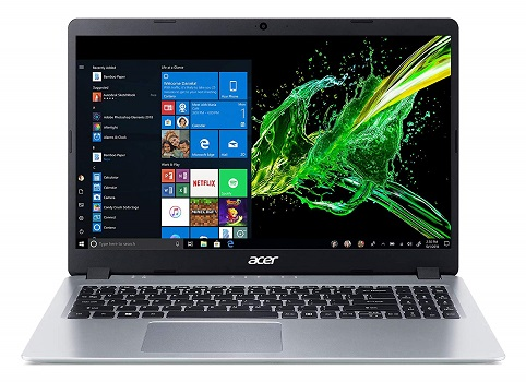Acer Aspire 5 (A515-43-R19L) screen