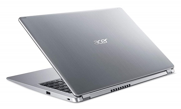 Acer Aspire 5 (A515-43-R19L) silver lid