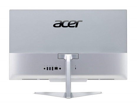 Acer Aspire C24-865-UA91 AIO Desktop back panel