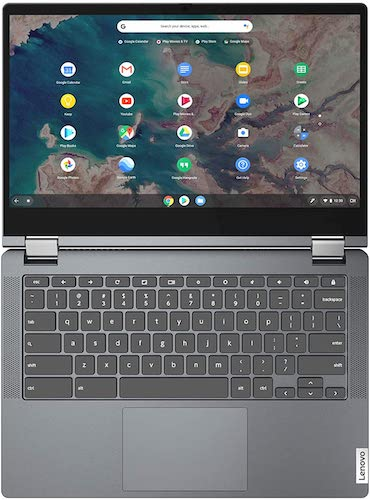 Lenovo Chromebook Flex 5 flat