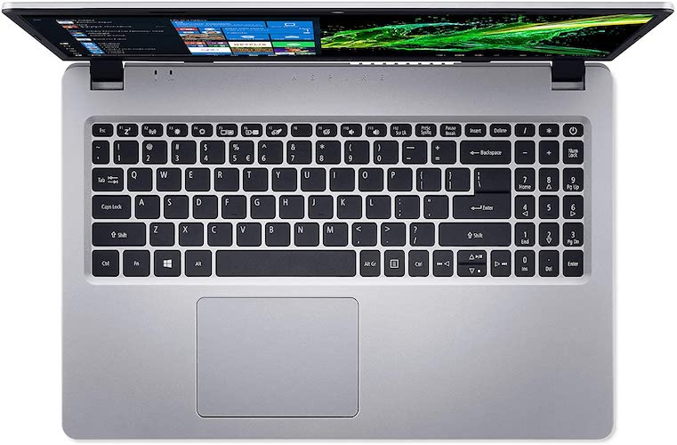 Acer Aspire 5 A515-43-R5RE keyboard