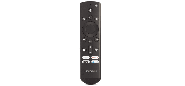 Insignia NS-50DF710NA21 remote