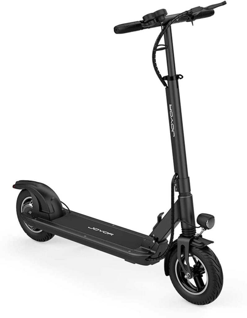 JOYOR Electric Scooter front