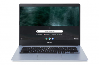 Acer Chromebook 314 CB314-1H-C884 Review