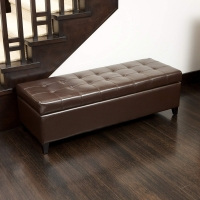 Best Selling Mission Storage Ottoman Review