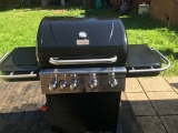 Char-Broil Classic 4-Burner Gas Grill Review