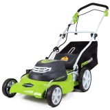 GreenWorks 25022 Lawn Mower Review