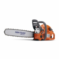 Husqvarna 455 Rancher Chain Saw Review