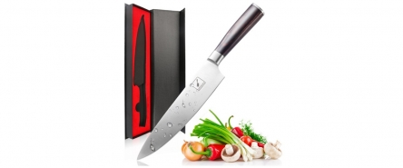 Imarku Pro Kitchen 8 Inch Chef's Knife Review