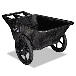 Rubbermaid FG564200BLA Yard Cart Review