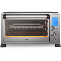 hOme 6 Slice Convection Toaster Oven Review